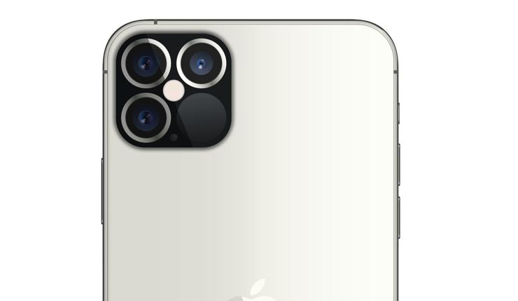 This is how the iPhone 12 Pro camera may look