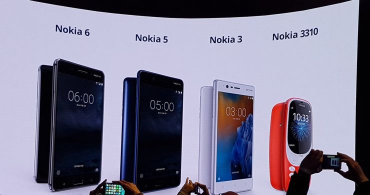 We already know these Nokas, but HMD is already preparing new products ...