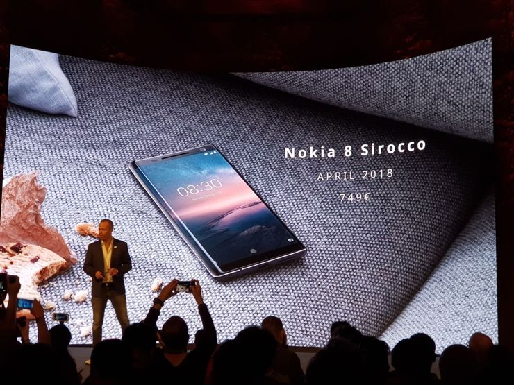Presentation of the Sirocco model at MWC