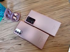 Samsung Galaxy Note20 and Samsung Galaxy Note20 Ultra