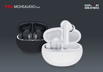 TCL Moveaudio S600, Wearable Display and TCL Movetrack