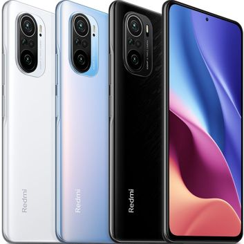 Redmi K40 and K40 Pro. Find differences ;)