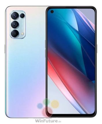 Oppo Find X3 Neo and Find X3 Lite