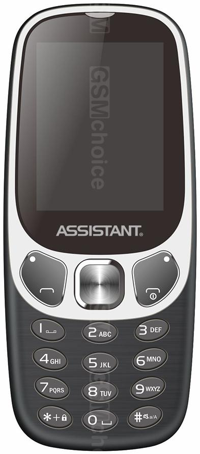 Assistant AS-203